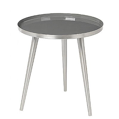 Broste Copenhagen - Table Jelva RVS Rockridge S