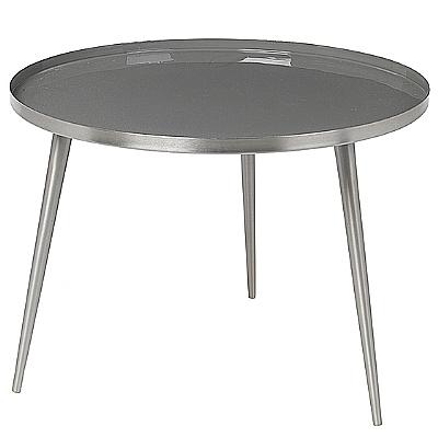 Broste Copenhagen - Table Jelva RVS Rockridge L
