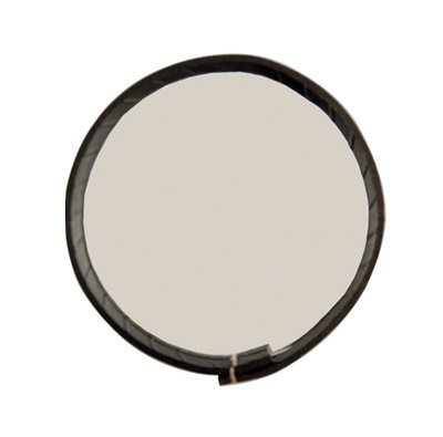 Tadé recycled tyres - Miroir Moyen – Spiegel medium
