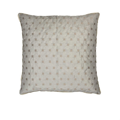 Broste Copenhagen - Cushion cover Square dot High-rise