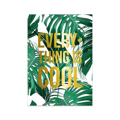 Studio Stationery - Kaart Everything is cool