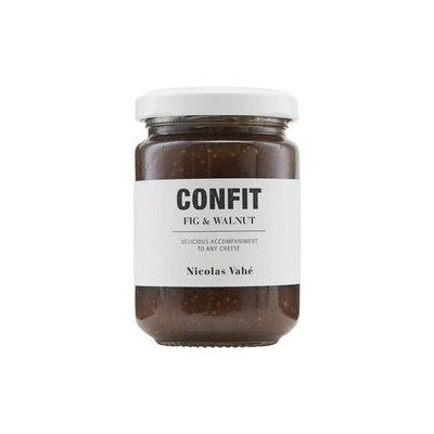 Nicolas Vahé - Confit with fig & walnut