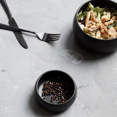 Nicolas Vahé - Nista Black Bowl Small