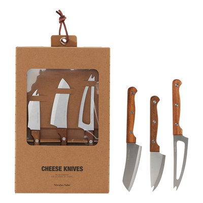 Nicolas Vahé - Cheese knifes