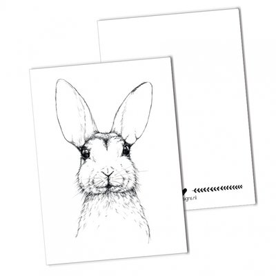 BDdesigns - Card Hare
