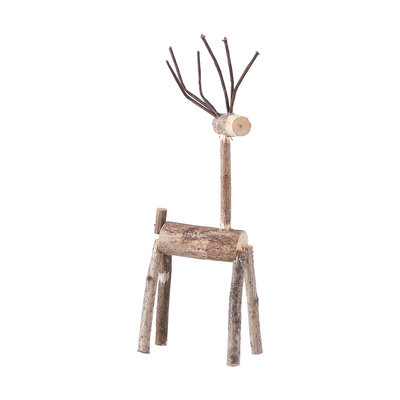 House Doctor - Reindeer Woody
