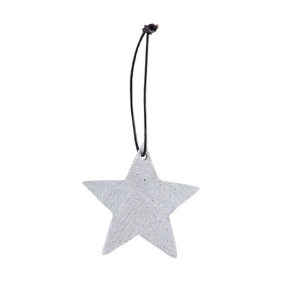 House Doctor - Ornament Star Concrete