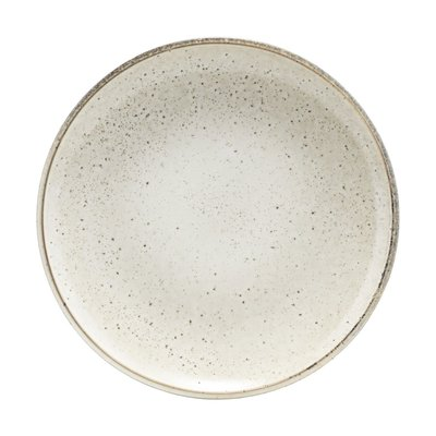 House Doctor - Lake Grey Dinner plate