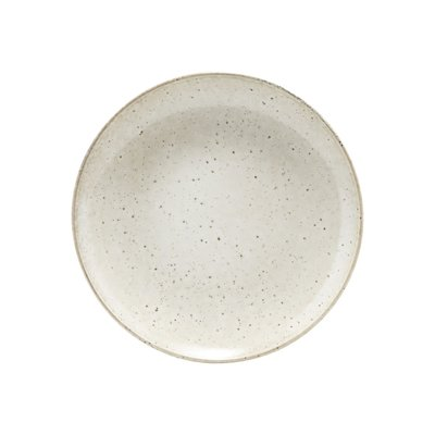 House Doctor - Lake Grey Lunch plate