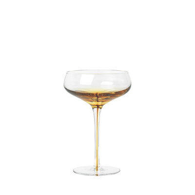 Broste Copenhagen - Amber - Cocktail glass