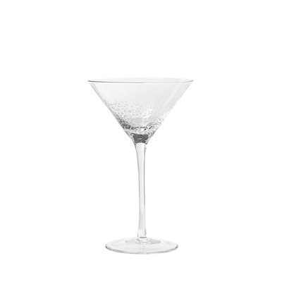 Broste Copenhagen - Bubble - Martini glass