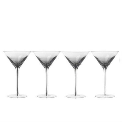 Broste Copenhagen - Smoke - Martini glass