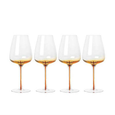 Broste Copenhagen - Amber - White wine glass