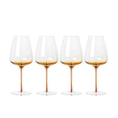 Broste Copenhagen - Amber - White wine glass