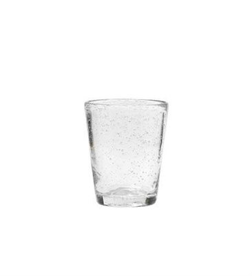 Broste Copenhagen - Bubble - Water Glass Clear