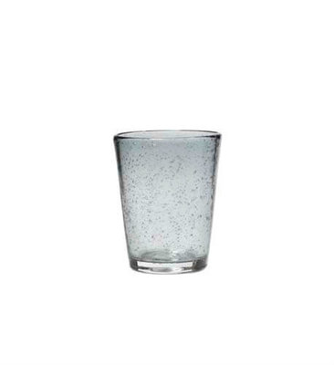 Broste Copenhagen - Bubble - Water Glass Grey