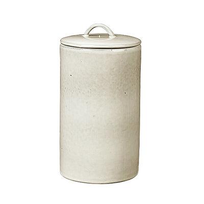 Broste Copenhagen - Nordic Sand - Jar w/lid Large