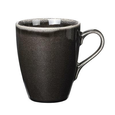 Broste Copenhagen - Nordic Coal - Mega mug w/handle