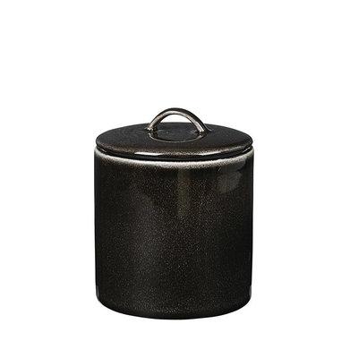 Broste Copenhagen - Nordic Coal - Jar w/lid Small