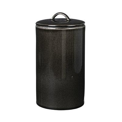 Broste Copenhagen - Nordic Coal - Jar w/lid Large