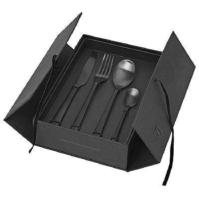 Broste Copenhagen - Hune - Cutlery Black