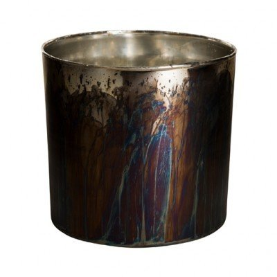 PTMD - Blend bronze Glass tealight straight Large
