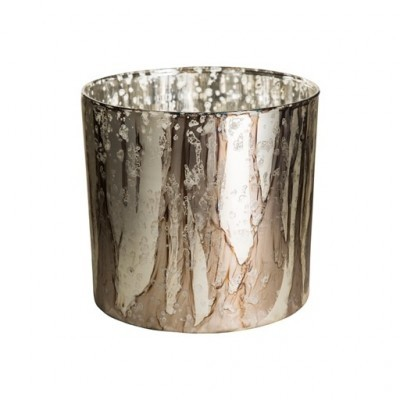 PTMD - Blend copper Glass tealight straight Large