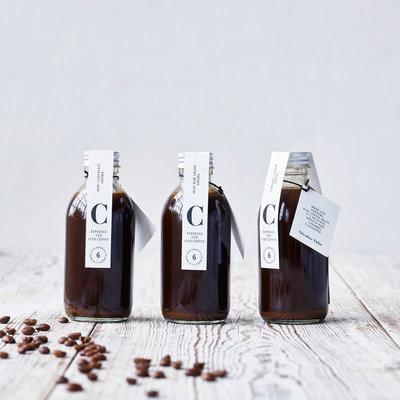 Nicolas Vahé - Iced coffee Irish rum