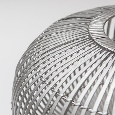 Broste Copenhagen - Pendant Zep Silver Small