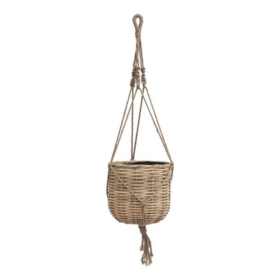 House Doctor - Wowen planter Small