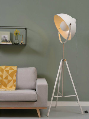 It's About RoMi - Floor lamp Hollywood White