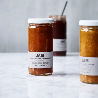 Nicolas Vahé - Jam with orange, lime & ginger