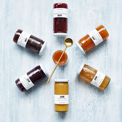 Nicolas Vahé - Jam with mango & passion
