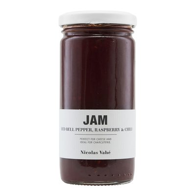 Nicolas Vahé - Jam with red bell pepper & Chili