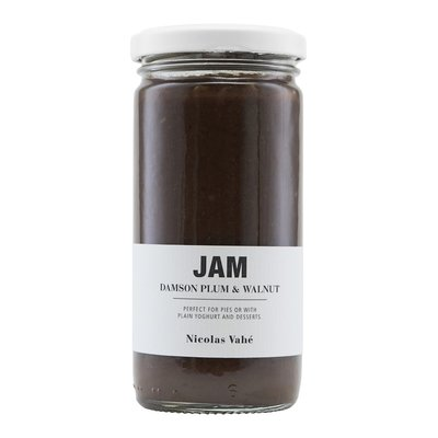 Nicolas Vahé - Jam with damson plum & walnut