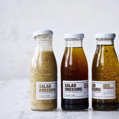 Nicolas Vahé - Dressing with honey & mustard