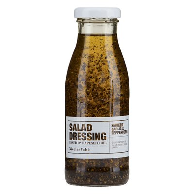 Nicolas Vahé - Dressing with smoked garlic & black pepper