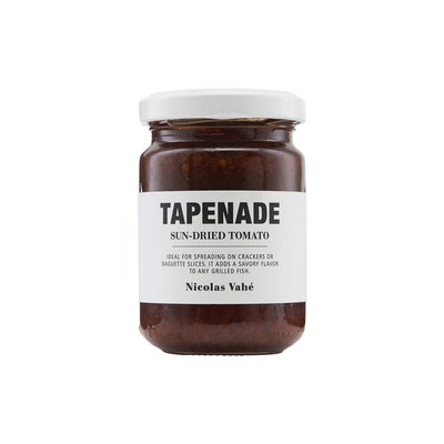 Nicolas Vahé - Tapenade with sundried tomatoes