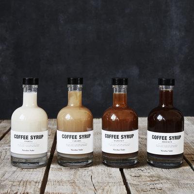Nicolas Vahé - Syrup Irish rum