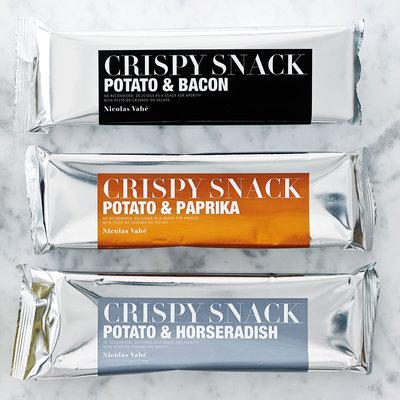 Nicolas Vahé - Crispy snack Potato & paprika