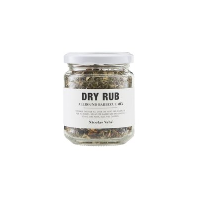 Nicolas Vahé - Dry rub Allround barbecue mix