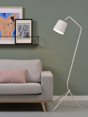 It's About RoMi - Floor lamp Barcelona White