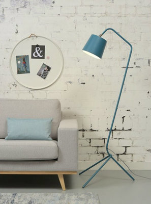 It's About RoMi - Floor lamp Barcelona Bleu