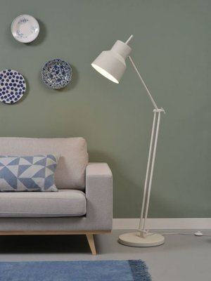 It's About RoMi - Floor lamp Belfast White