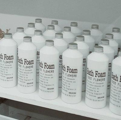 (Op) de Maalzolder - Bath foam 1000 flowers