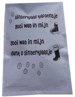 (Op) de Maalzolder - Scented sachet Sinterklaas kapoentje