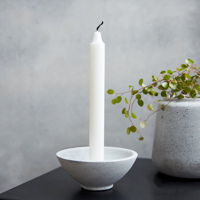 House Doctor - Candle stand Crete