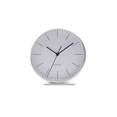 House Doctor - Alarm clock Le silver