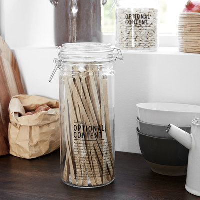 House Doctor - Jar Optional content 1300 ml