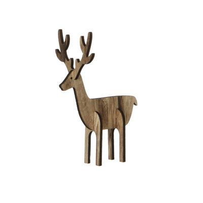 Deer Light brown Medium
